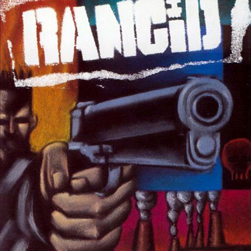 Rancid - Self Titled LP