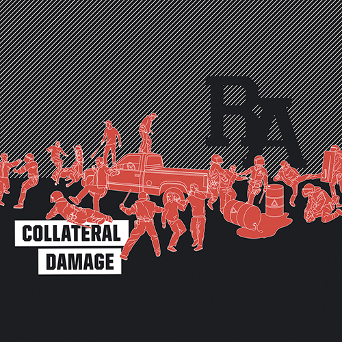 Rude Awakening - Collateral Damage CD