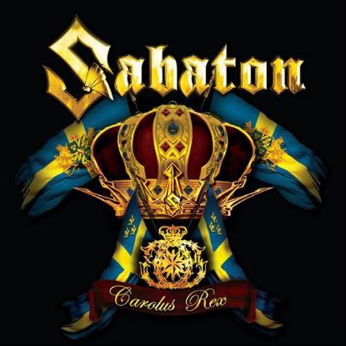 Sabaton - Carolus Rex LP