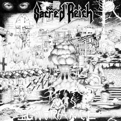 Sacred Reich - Ignorance LP
