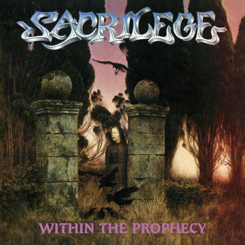 Sacrilege - Within The Prophecy LP