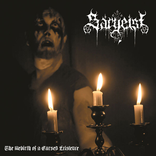 Sargeist - The Rebirth Of A Cursed Existence 2xLP