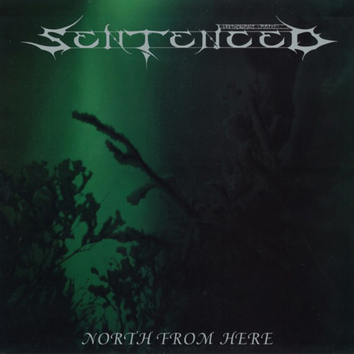 Sentenced - North From Here (silver vinyl) LP