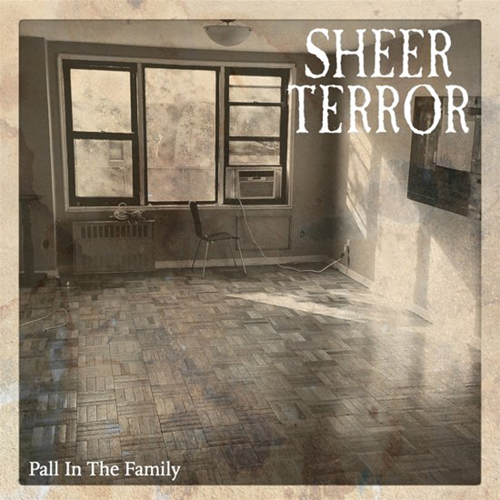 Sheer Terror - Pall In The Family (brown vinyl) LP