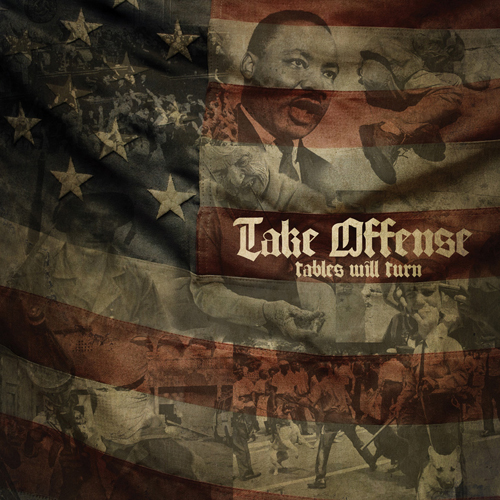 Take Offense - Tables Will Turn LP