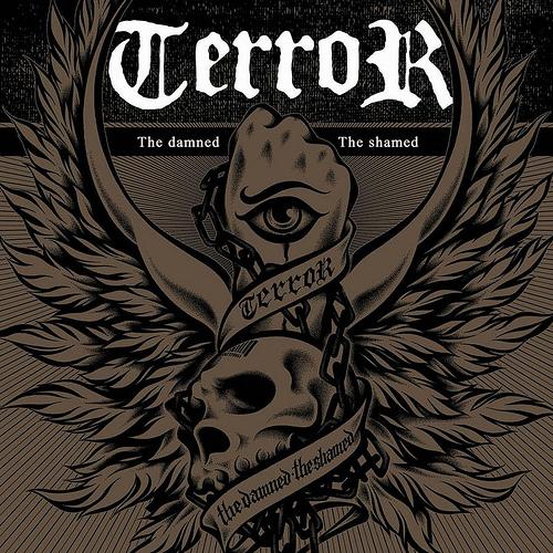 Terror - The Damned, The Shamed (black vinyl) LP