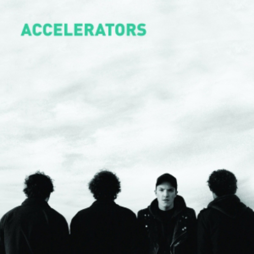The Accelerators - Self Titled CD