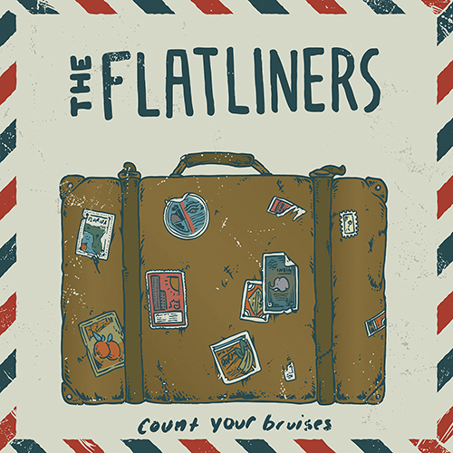 The Flatliners - Count Your Bruises EP