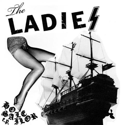 The Ladies - Hole Sailor EP