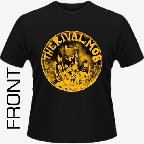The Rival Mob - LP Cover Shirt