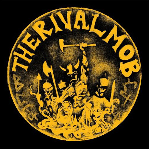 The Rival Mob - Mob Justice CD