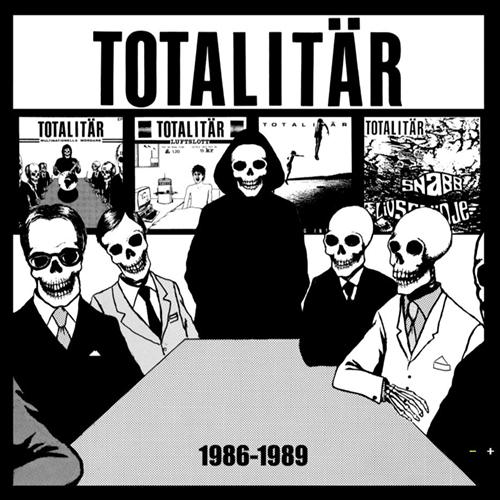 Totalitar - 1986-1989 LP