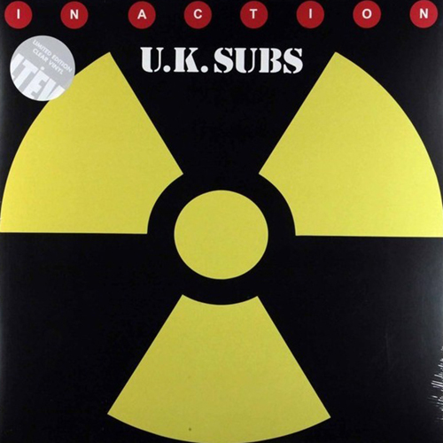 UK Subs - In Action 2xLP