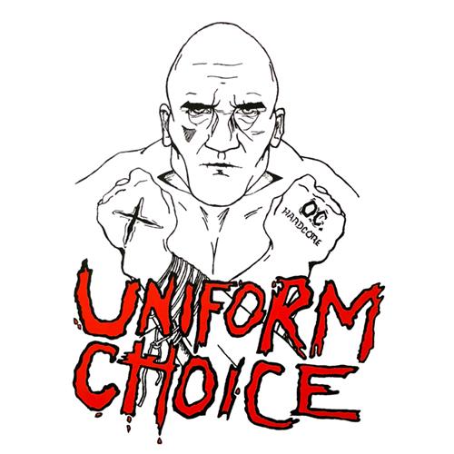 Uniform Choice - Self Titled LP