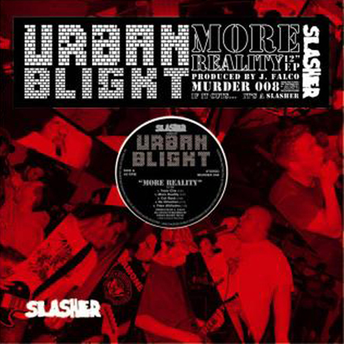 Urban Blight - More Reality LP