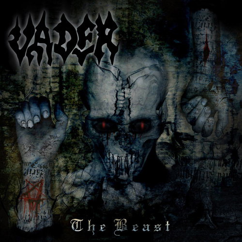 Vader - The Beast CD