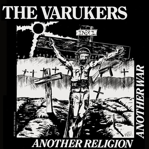 Varukers - Another Religion Another War -Riot City Years 2xLP