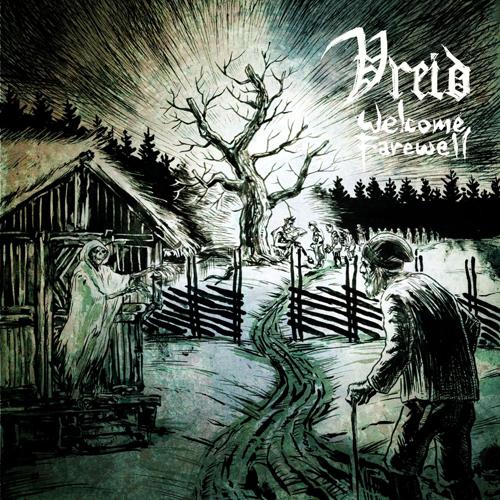 Vreid - Welcome Farewell (digipack) CD