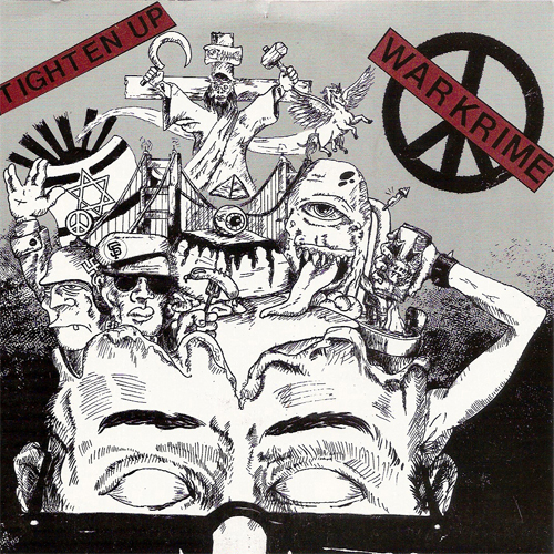 War Krime - Tighten Up EP