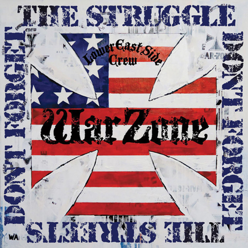 Warzone - Don't Forget The Struggle CD