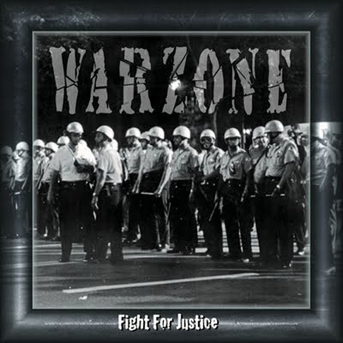 Warzone - Fight For Justice CD
