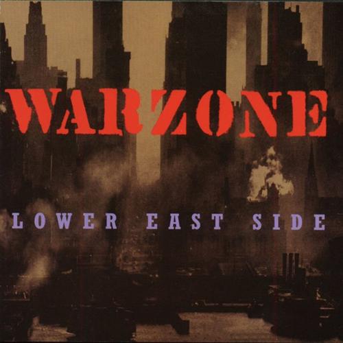 Warzone - Lower East Side CD