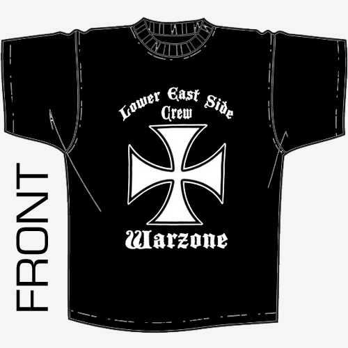 Warzone - Lower East Side Shirt