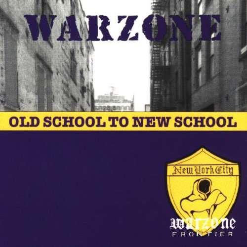 Warzone - Old School To New School LP
