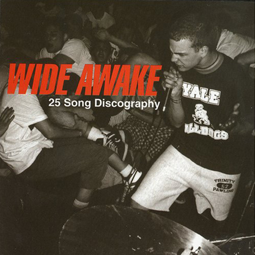 Wide Awake - 25 Song Discography CD