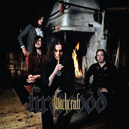Witchcraft - Firewood LP