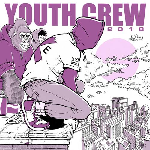 Youth Crew 2018 - Compilation EP