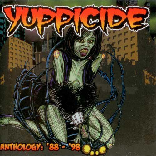 Yuppicide - Anthology '88 - '98 2xCD