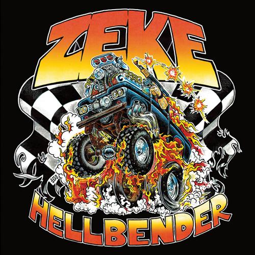 Zeke - Hellbender LP