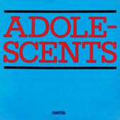 Adolescents - Logo LP