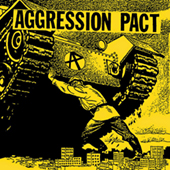Aggression Pact - Self Titled