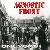 Agnostic Front - Living The Lie LP