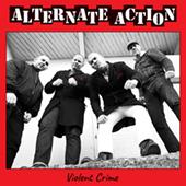 Alternate Action - Violent Crime (white vinyl)