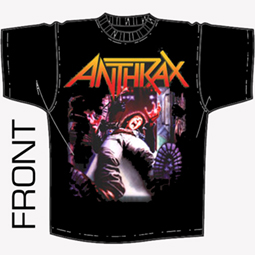 Anthrax -  Shirt