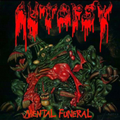 Autopsy - All Tomorrow's Funerals LP