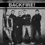 Backfire - Split LP
