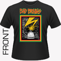 Bad Brains - Roir Sessions (black)