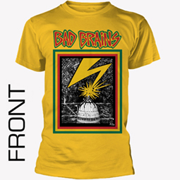Bad Brains - Roir Sessions (yellow)