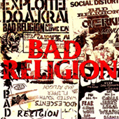 Bad Religion - Suffer CD