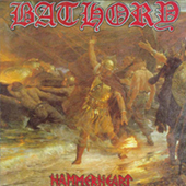 Bathory - Blood Fire Death 2xLP