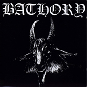 Bathory - Self Titled