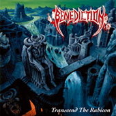 Benediction - Transcend The Rubicon (gold-orange vinyl)
