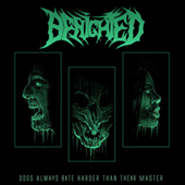 Benighted - Dogs Always Bite... (glow in the dark vinyl)