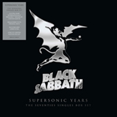 Black Sabbath - Supersonic Years: The Seventies Singles Box
