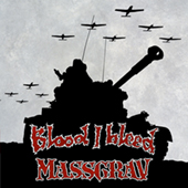 Blood I Bleed/Massgrav - Split