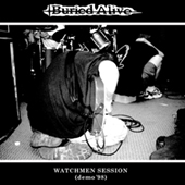 Buried Alive - The Death Of Your Perfect World EP